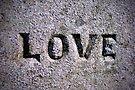 Love is..... by Victoria Kidgell