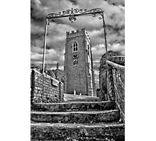 St.Mary Church,Kersey Photographic Print