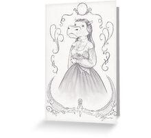 Taweret Greeting Card
