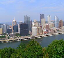 Steel City by Robert  Buehner