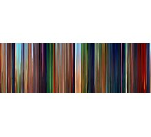 Moviebarcode: The Lion King (1994) Photographic Print