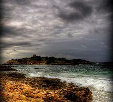 Moody Mediterranean by Luke Griffin