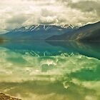 Muncho Lake by Yukondick