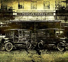 Peoples Market by garts
