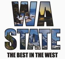 washington state - best in the west by dedmanshootn