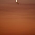 Crescent Moonset by Yanni