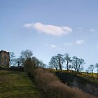 Peveril Castle, Castleton by Michelle McMahon
