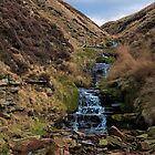 Peak district falls.. by Michelle McMahon