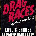 Drag races by htrdesigns