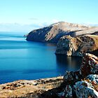 Lake Baikal by missdemelza