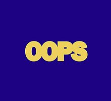 OOPS by Chris Saunders