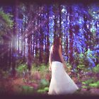 Wisteria Wishes by Lea  Weikert