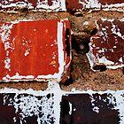 Brick Drips by Peter Baglia