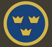 Swedish Air Force Insignia by warbirdwear