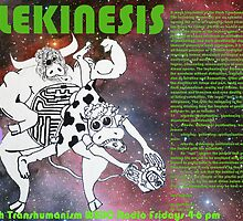 The Telekinesis Manifesto by louieG