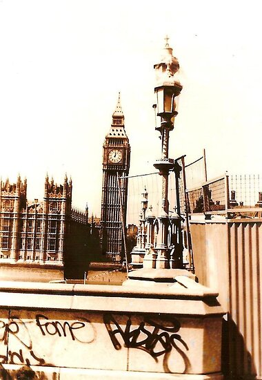 Fame... - Westminster London by Victoria limerick