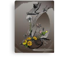 My flowers(3) Canvas Print