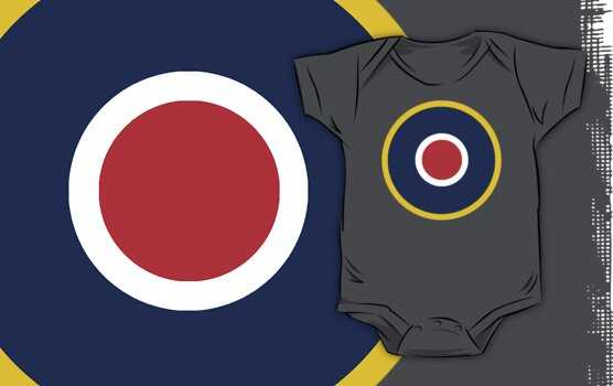 Royal Air Force C1 Insignia by warbirdwear