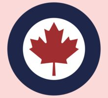 Royal Canadian Air Force Insignia Kids Clothes