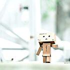 Danbo's Morning Stroll Around the Neighborhood by jughead149