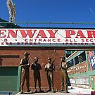 Fenway Park by Lee d'Entremont
