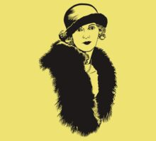 """""""Frances"""" ~ Roaring 20's #4 by GritFX"""