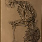 skeleton by vernotitike