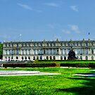 King Ludwig II Castle - Germany by Daidalos