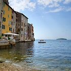 Rovinj, Croatia by Ian Middleton
