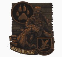 Security Forces K9 by trefurt