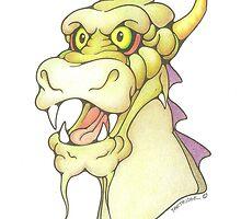 Dexter Dragon by Grumpology