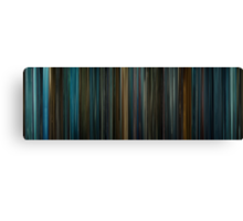 Moviebarcode: Blade Runner (1982) Canvas Print