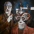 The Optometrist by Monique Revell