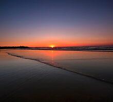 Sunrise Ocean Grove Main Beach 2 - Ocean Grove by Graeme Buckland