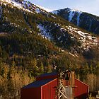 Red Barn by ☼Laughing Bones☾