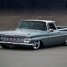 59 El Camino Rod by Bill Dutting
