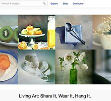 8 April 2011 by The RedBubble Homepage