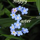 E is for Easter by Sally J Hunter