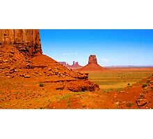 John Ford's Monument Valley Photographic Print