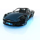 Porshe - 3D Render by Nasko .