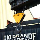 Railroad Wrecker Crane by ©  Paul W. Faust