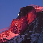 MOONRISE AND HALFDOME* by Chuck Wickham
