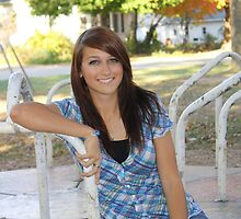 Senior Picture at the Park by mworman