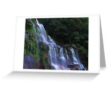 Katoomba Falls Greeting Card