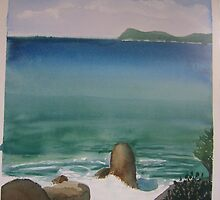 Little Waterloo Bay  (March 2011) by taariqhassan