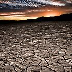 Dry Lake Bed by Sabin Orr