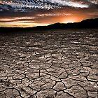 Dry Lake Bed by Sabin Orr