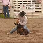 Calf Roping by Buckwhite