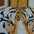 Eye Of The Tiger by shagufta