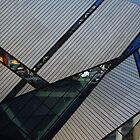 Royal Ontario Museum Detail by TeaCee